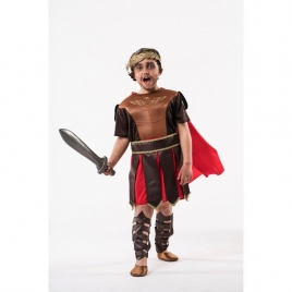 Disfraz romano niño