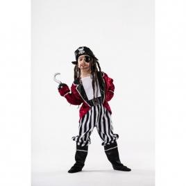 Disfraz pirata mala pata niño