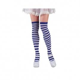 Medias calcetines rayas