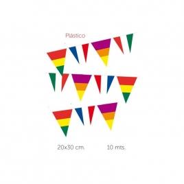 Guirnalda de cumpleaños colores