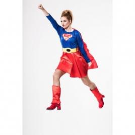 Disfraz superman mujer