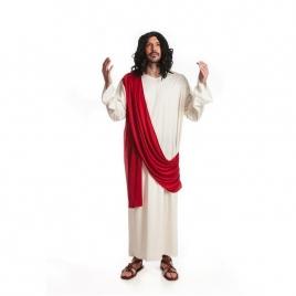 Disfraz Jesucristo túnica