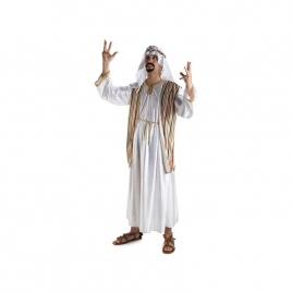 Disfraz jeque arabe adulto