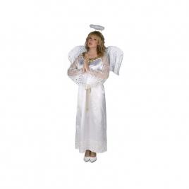 Disfraz angelita mujer