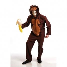 Disfraz de mono completo