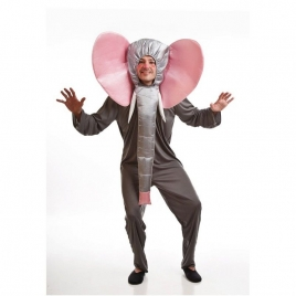 Disfraz elefante grande adulto