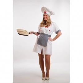 Disfraz cocinera adulto