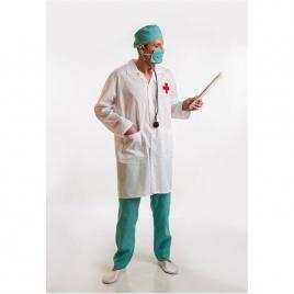 Disfraz médico adulto