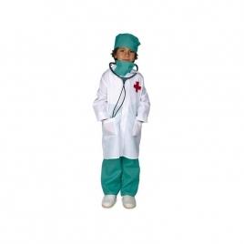 Disfraz medico niño