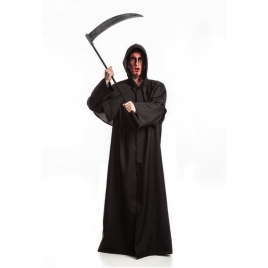 Capa disfraz muerto