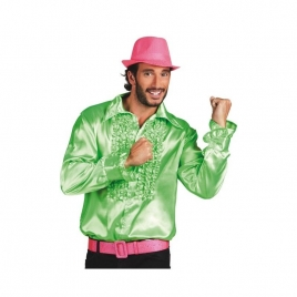 Camisa colores variados hombre