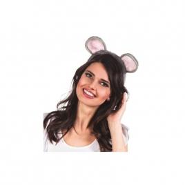 Diadema ratón orejas