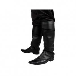 Calentandor pantalones negro