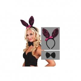 Juego complementos conejo