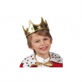 Corona infantil rey mago infantil