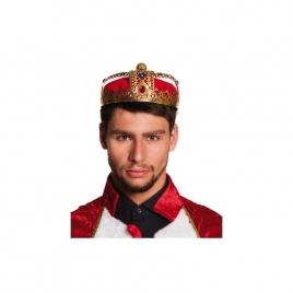 Corona de rey perla