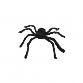 Araña decoración negra