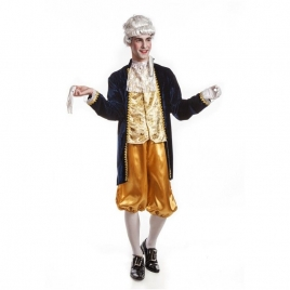 Disfraz Luis XV Francia