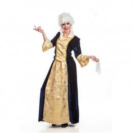 Disfraz mujer marquesa