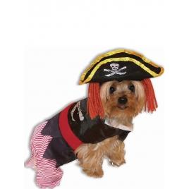 Disfraz para perro pirata