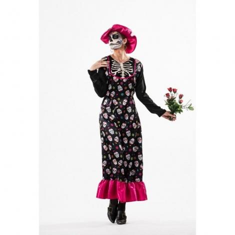 Disfraz mujer katrina