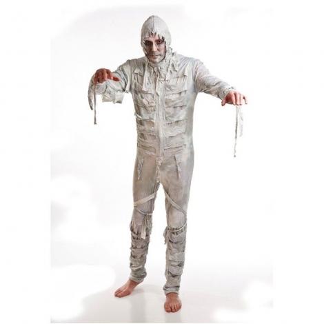 Disfraz momia viviente