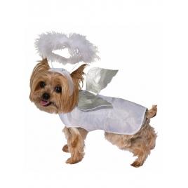 Disfraz para perro de ángel