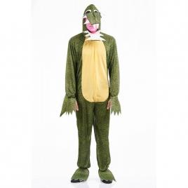 Disfraz cocodrilo completo