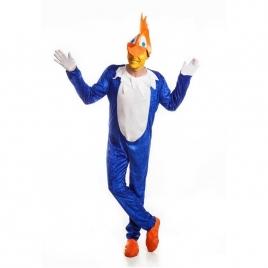 Disfraz pajaro loco personaje