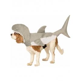 Disfraz tiburón para perro