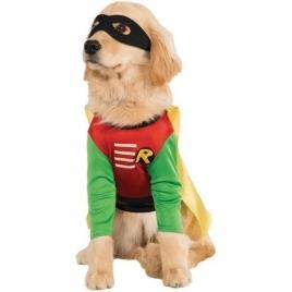 Disfraz para perro robin