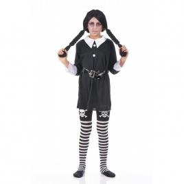 Disfraz siniestra niña
