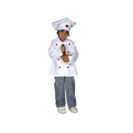 Disfraz niño cocinero