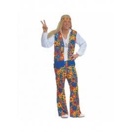 Disfraz para hombre de hippy