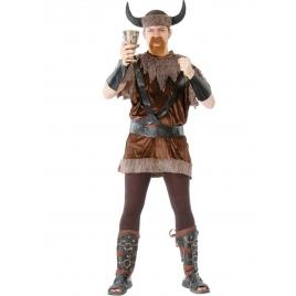 Disfraz hombre vikingo