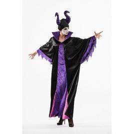Disfraz mujer reina malvada