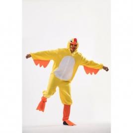 Disfraz pollo amarillo