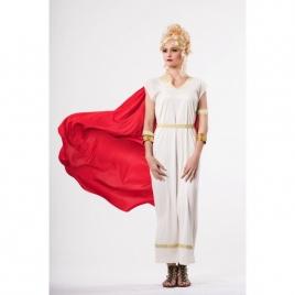 Disfraz griega mujer