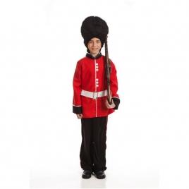 Disfraz guardián inglés