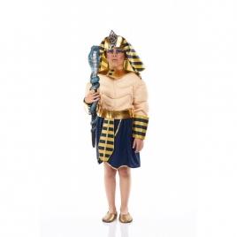 Disfraz rey faraón infantil