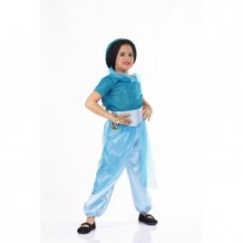 Disfraz princesa jazmín