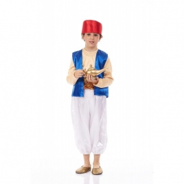 Disfraz principe aladdin