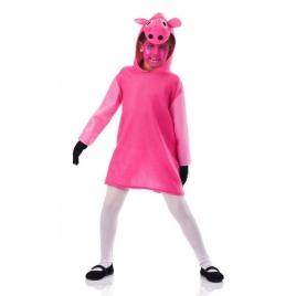 Disfraz infantil cerdita
