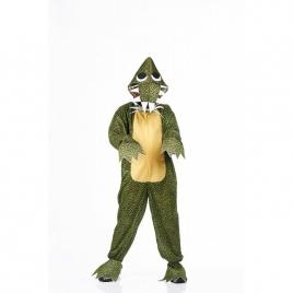 Disfraz infantil cocodrilo