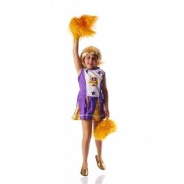 Disfraz animadora infantil
