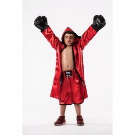 Disfraz niño boxeador
