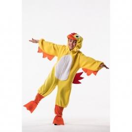 Disfraz niño pollo